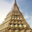 Wat Arun, Temple of the Dawn, Bangkok — Stock Photo