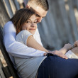 Young couple — Stock Photo #12708503
