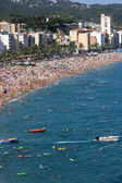 Lloret de Mar, Spain — Stock Photo
