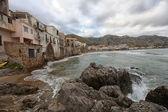Cefalu, sicílie — Stock fotografie