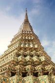 、暁の寺ワット ・ アルンラーチャワラーラーム バンコク — ストック写真