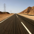 Desert road — Stock Photo #12717563