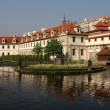 Wallenstein Garden, Prague — Stockfoto