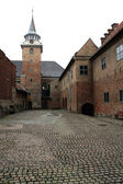 Fortress Akershus in Oslo , Norway — Stock Photo