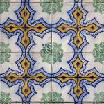Lisbon tiles — Stock Photo #12837634