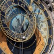 Stockfoto: Astrological Clock