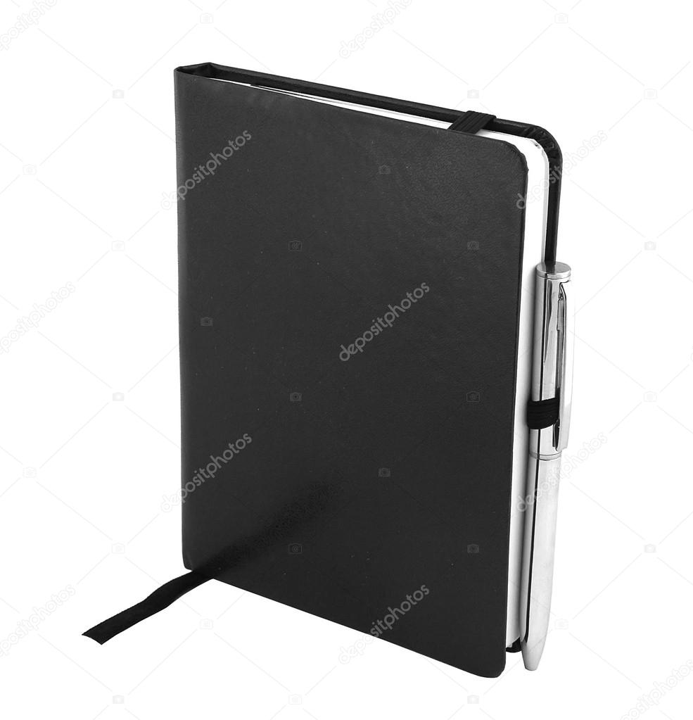 Note book — Stock Photo #13172041