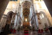 Basilique-cathédrale de cefalu, Sicile — Photo