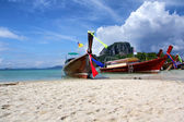 Beach at Andaman sea, Thailand — Stock Photo