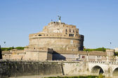 Castel Sant Angelo in Rome — Stock Photo