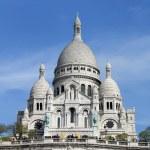 Basilique du Sacre-Cour, Paris — Stock Photo #13367762