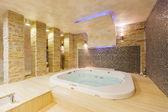 Hot tub — Stock Photo