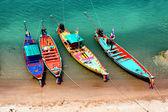 Thai boats — Stock Photo