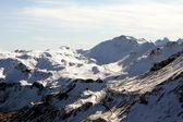 De alpen — Stockfoto
