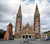 Szeged, Hungary — Stock Photo