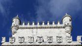 Torre de belém, lisboa, portugal — Foto de Stock