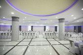 Restaurant mariage — Photo