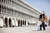 Benátky, itálie — Stock fotografie