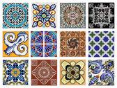 валенсия azulejos — Стоковое фото