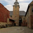 Akershus fort in Oslo, Norway — Stock Photo