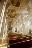 Heiliggeistkirche, Munich — Stock Photo
