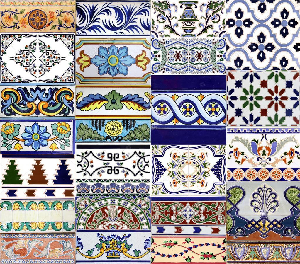 azulejos de val ncia fotografias de stock boggy22