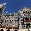 New Town Hall (Neues Rathaus) in Munich, Germany — Stock Photo