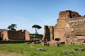 Palatine Hill in Rome — Stock fotografie