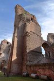 Terme di Caracalla (Baths of Caracalla) in Rome — Stockfoto