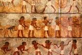 древнеегипетского искусства — Стоковое фото