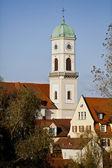 Regensburg, německo — Stock fotografie
