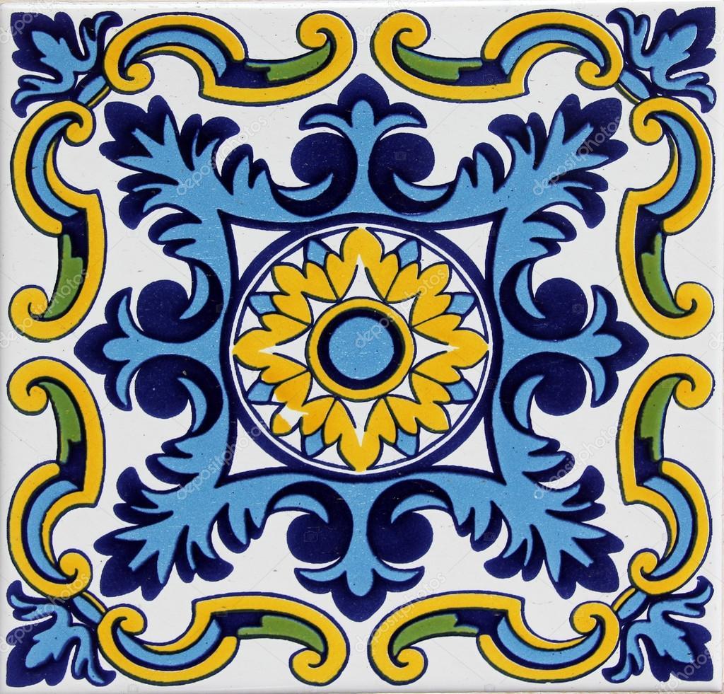Azulejos de valencia foto de stock 14476275 depositphotos for Casa de azulejos en valencia