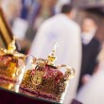 Church wedding — Stock Photo #14676175