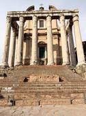 римский форум — Стоковое фото