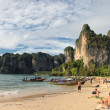 Railay Beach in Thailand — Stock Photo