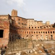 Trajan's Market (Mercati di Traiano) in Rome, Italy — Stock Photo