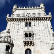 Stock Photo: Torre de Belem, Lisbon, Portugal