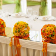 Wedding decoration — Stock Photo #15168093