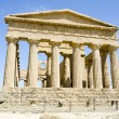 Temple of Concordia in Agrigento, Italy - Stock Photo
