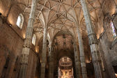 Mosteiro dos jeronimos, lisbon, portekiz — Stok fotoğraf