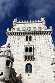 Torre de Belem, Lisbon, Portugal — Stock Photo