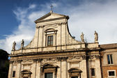 Santa Maria della Consolazione in Rome — Stock Photo