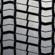 Car tyre — Stock fotografie