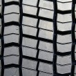 Car tyre — Stock Photo