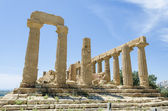 Temple of Juno, Agrigento, Italy — Stock Photo