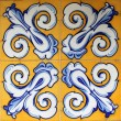 Valencia azulejos — Stock Photo #16214175