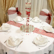 Wedding table — Stock Photo #16214697