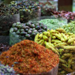 Stock Photo: Spices on the market