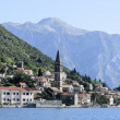 Perast, Montenegro — Stock Photo
