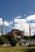 Mezquita del sultán ahmed — Foto de Stock